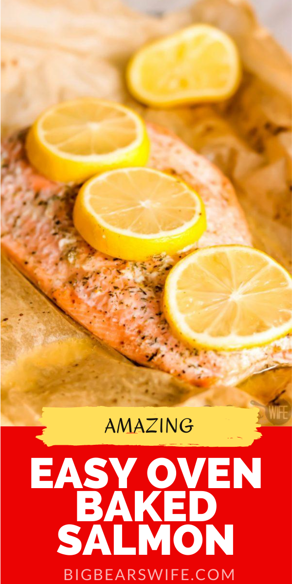 Dinner in under 30 minutes! This recipe for Easy Mediterranean Seasoned Parchment Paper Salmon is quick to make and easy to adapt for all kinds of different seasonings.