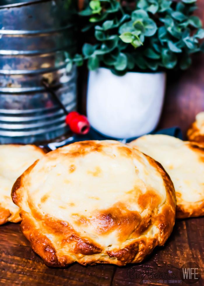 Homemade Cream Cheese Danish