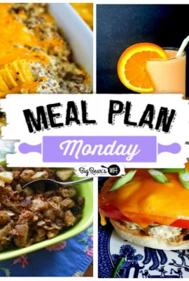 Meal Plan Monday Logo for 219