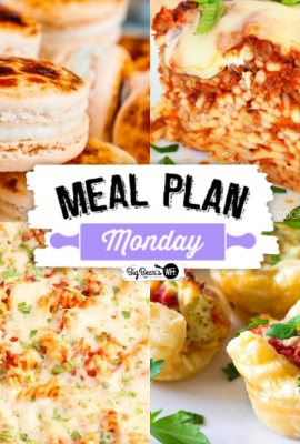 Meal Plan Monday 220 Logo