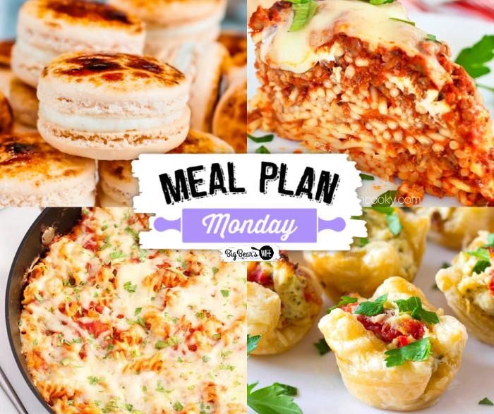Meal Plan Monday 220 Logo