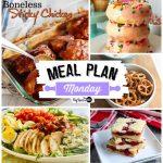 Meal Plan Monday #221