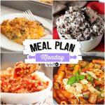 Meal Plan Monday 223
