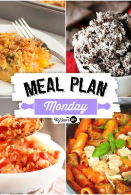 Meal Plan Monday 223 logo