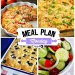 Meal Plan Monday 224