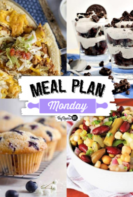 Meal Plan Monday 226 logo