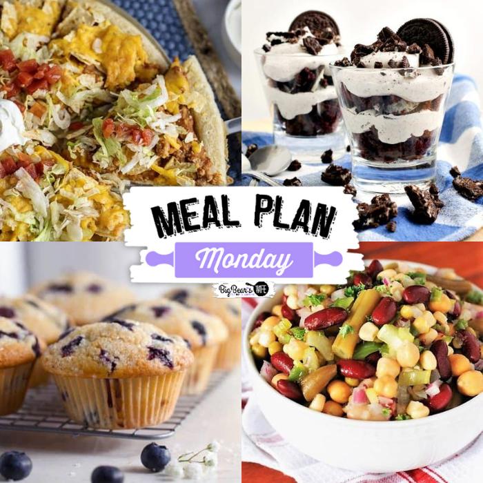 Meal Plan Monday 226 logo