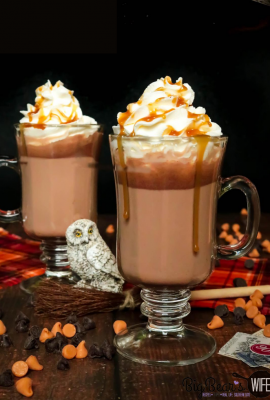 ButterBeer Hot Chocolate