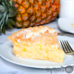 Southern Pineapple Pie