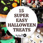 15 Super Easy Halloween Treats
