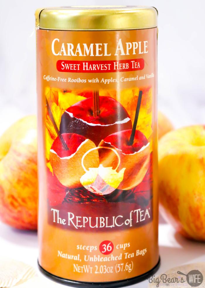 Caramel Apple Tea