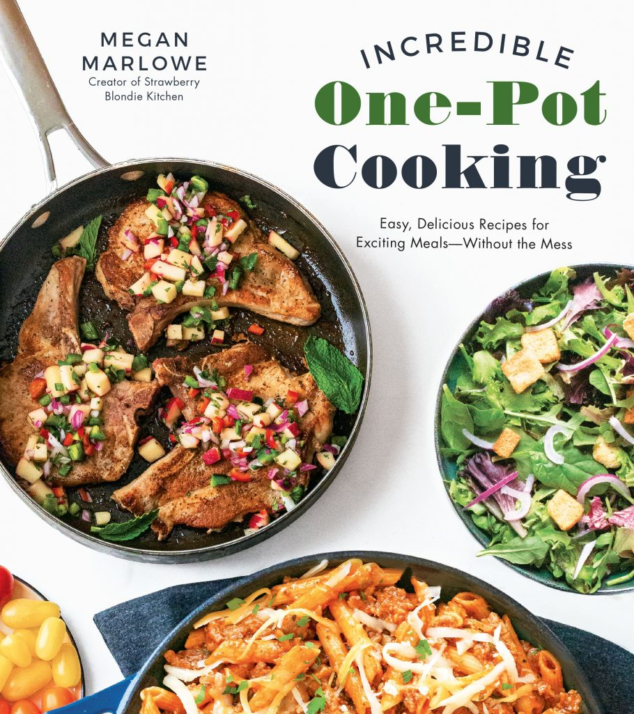 """Incredible One-Pot Cooking: Easy, Delicious Recipes for Exciting Meals Without the Mess"""