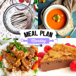 Meal Plan Monday 240