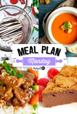Welcome to Meal Plan Monday 240! We're sharing recipes for Better than Takeout Easy Mongolian Beef, The Best CRAZY Cheap and Easy Tomato Soup Recipe, Chocolate Impossible Pie, Hot Chocolate Bombs and many more!