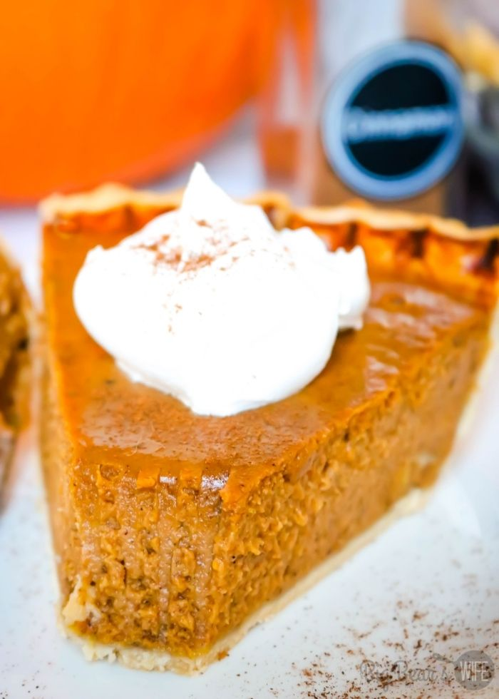 This 1950s Libby's Old Pumpkin Pie is the old fashioned vintage pumpkin pie recipe that was on the back of the can of Libby's Pure Pumpkin from the 1950s until 2019!