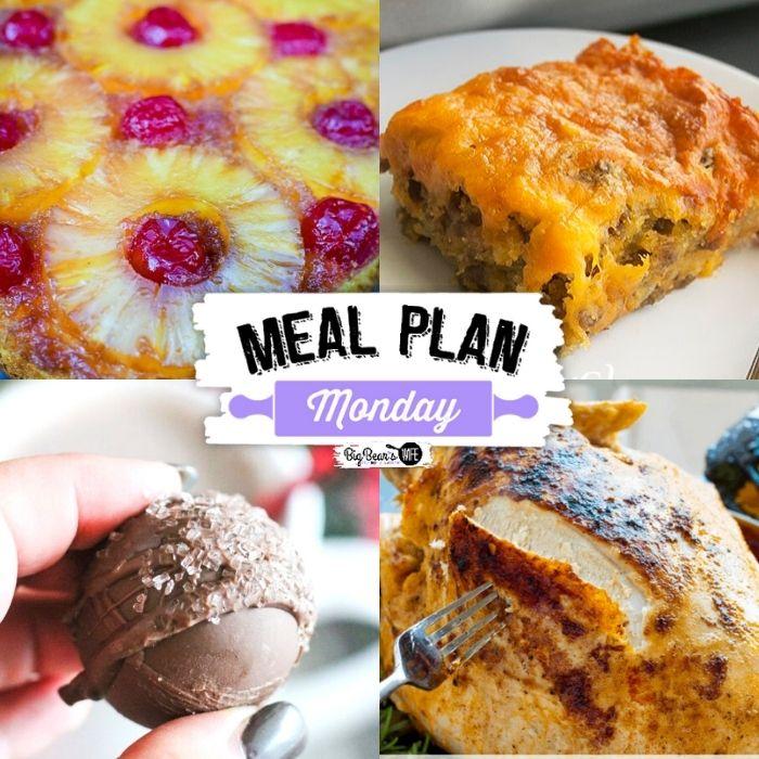Meal Plan Monday 242 logo