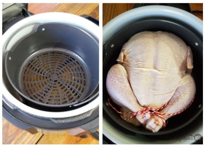 chicken in instant pot