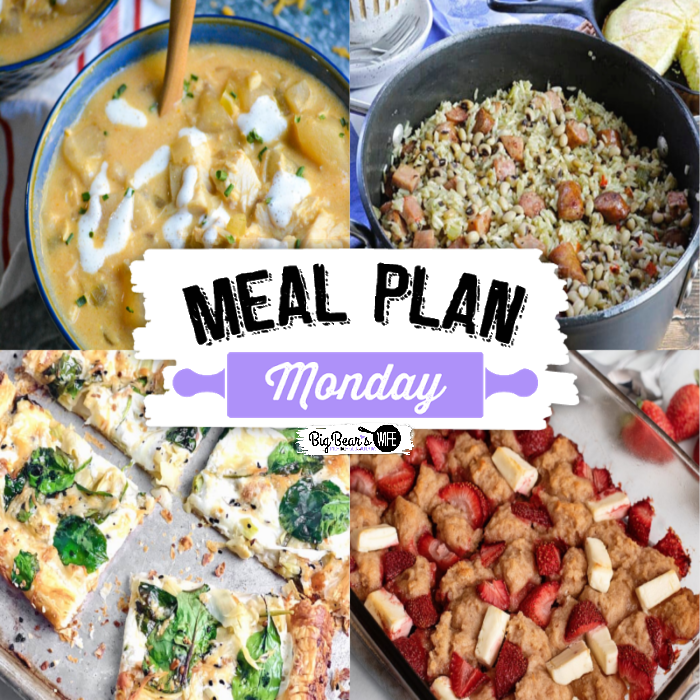 Hey Y'all, welcome to Meal Plan Monday 251! Thanks so much for stopping by!