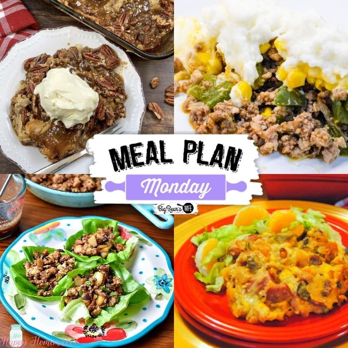 Meal Plan Monday 247