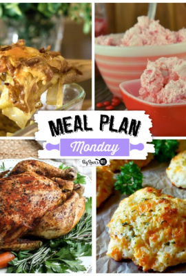 Welcome to Meal Plan Monday 249!