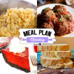 Meal Plan Monday 250