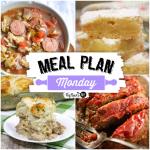 Meal Plan Monday 253
