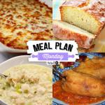 Meal Plan Monday 252