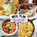 Meal Plan Monday 255