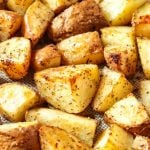 How To Roast Potatoes in the Oven