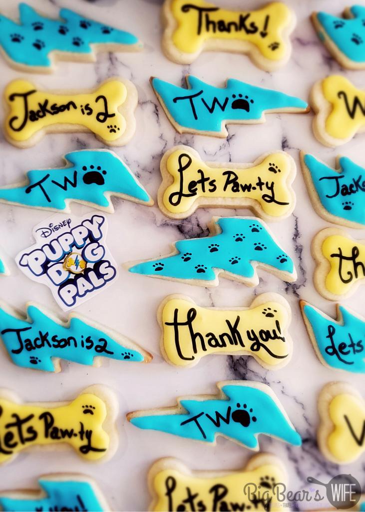 _Puppy Dog Pals Birthday Cookies (2)