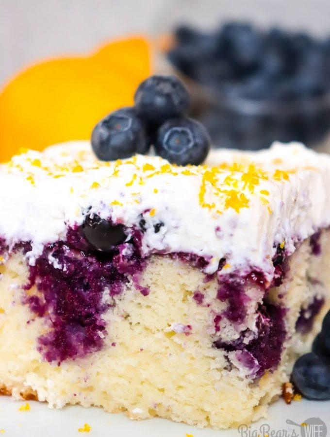 SLICE OF LEMON BLUEBERRY POKE CAKE (3)