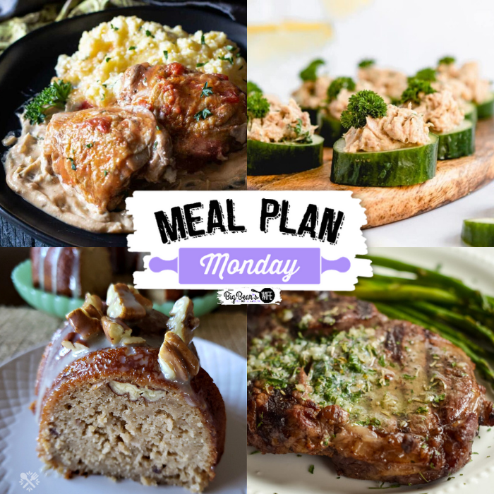 Hey Y'all, welcome to Meal Plan Monday 264! We're so glad that you've joined us here at Meal Plan Monday, the place to discover lots of tasty dishes that you and your family will love.
