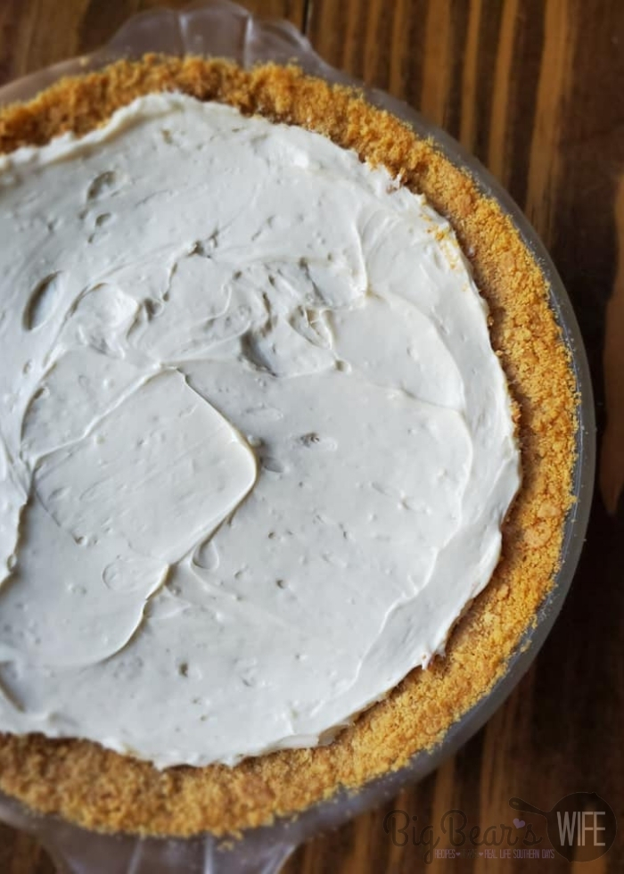 Cheesecake with Graham Cracker Crust
