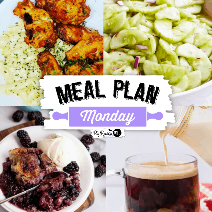 Welcome to Meal Plan Monday 266! We can't wait to share these delicious recipes that caught our eye from wonderful bloggers last week! Check them out :)