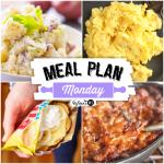Meal Plan Monday 268