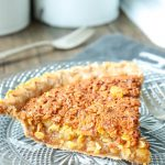 Old-Fashioned Mock Pecan Pie