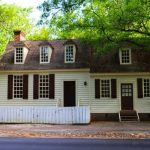Staying in a Colonial House in Colonial Williamsburg
