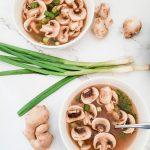 Instant Pot Hibachi Soup