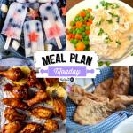 Meal Plan Monday 269
