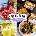 Meal Plan Monday 272