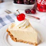 Cherry Coke Float Pie