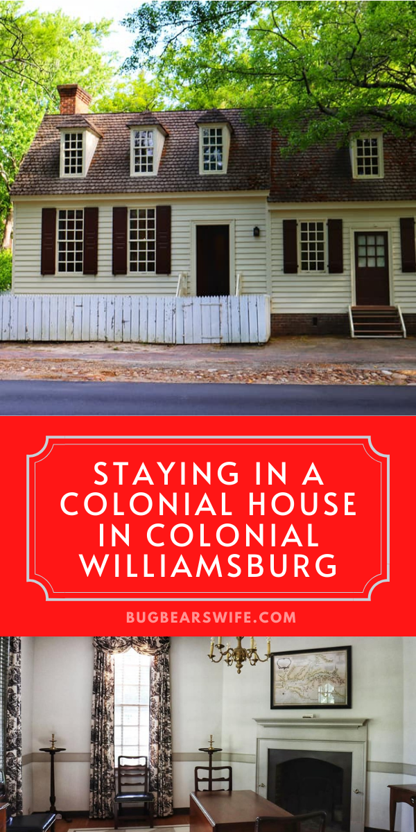 We took a look weekend trip for Mothers Day to Colonial Williamsburg and opted to stay in one of the famous Colonial houses inside of Colonial Williamsburg! Take a look at the George Jackson Colonial house in historic Colonial Williamsburg as we're Staying in a Colonial House in Colonial Williamsburg! via @bigbearswife
