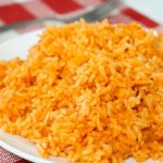 Andy's Homemade Mexican Rice