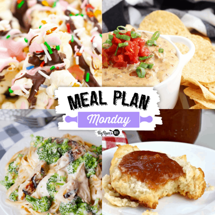 Meal Plan Monday 274 logo