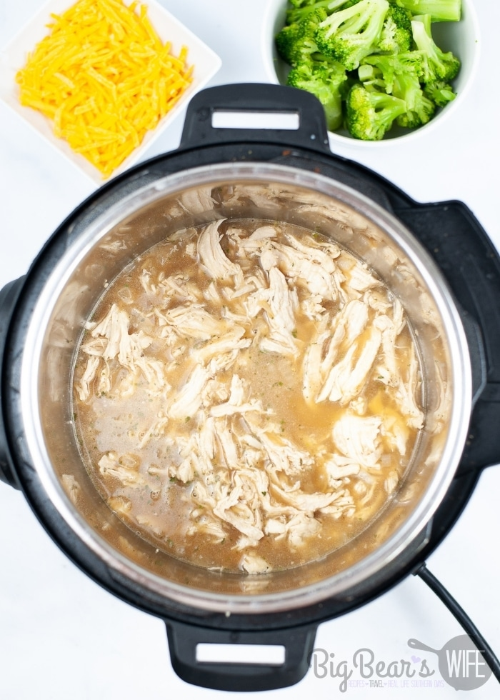 cooking chicken in the instant pot (1)