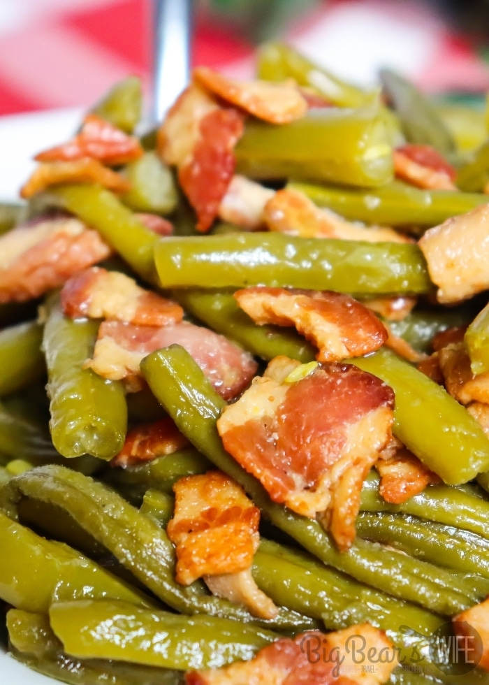 INSTANT POT SOUTHERN GREEN BEANS (2)