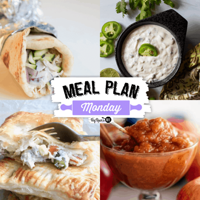 Welcome to this week's Meal Plan Monday! So many awesome recipes to help with meal planning this week! Keep scrolling to check out all the delicious recipes from around the globe.