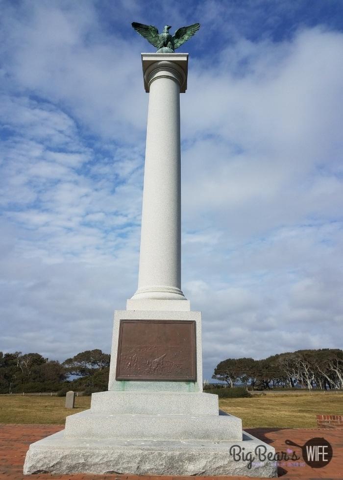 Fort Fisher Memorial