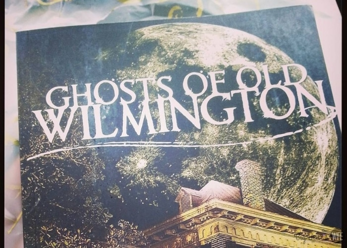 Ghost of old Wilmington book cover
