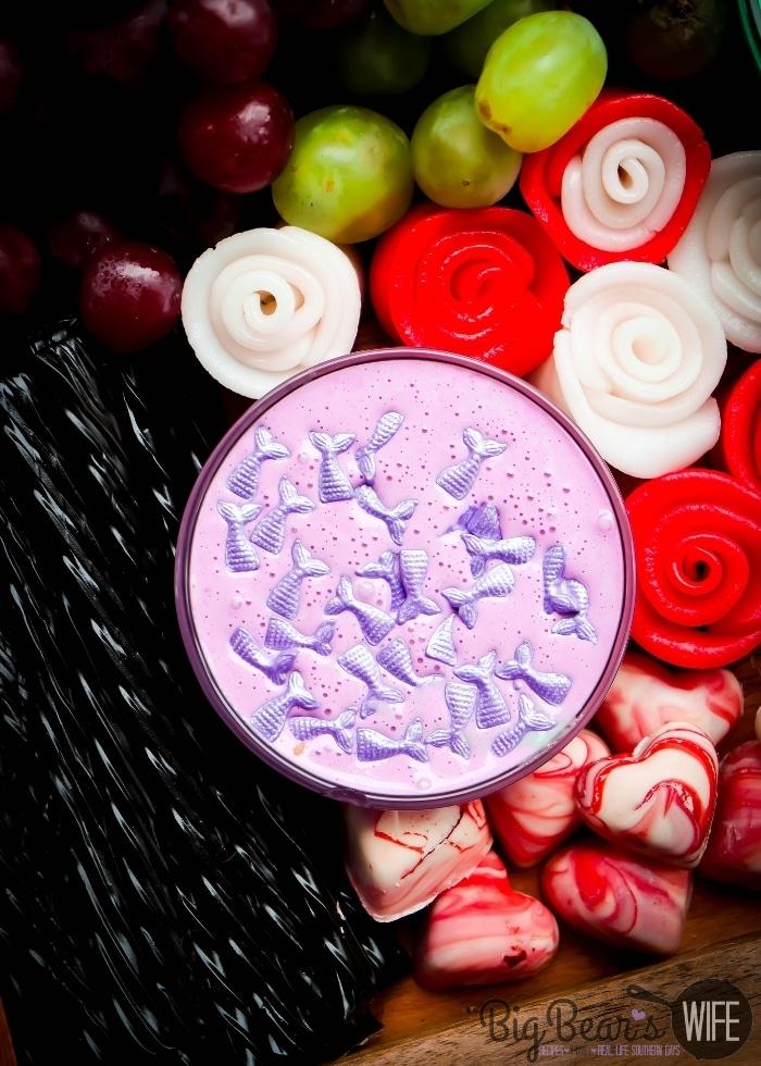 Purple Mermaid Dip